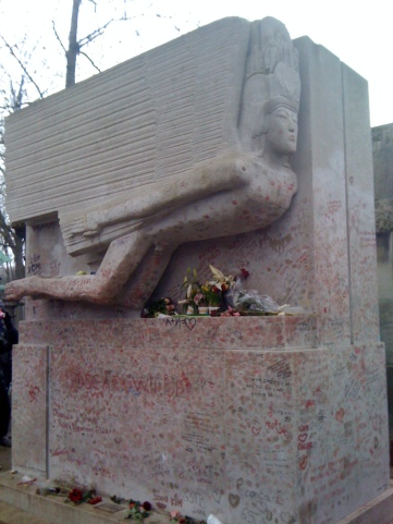 Oscar Wilde grave