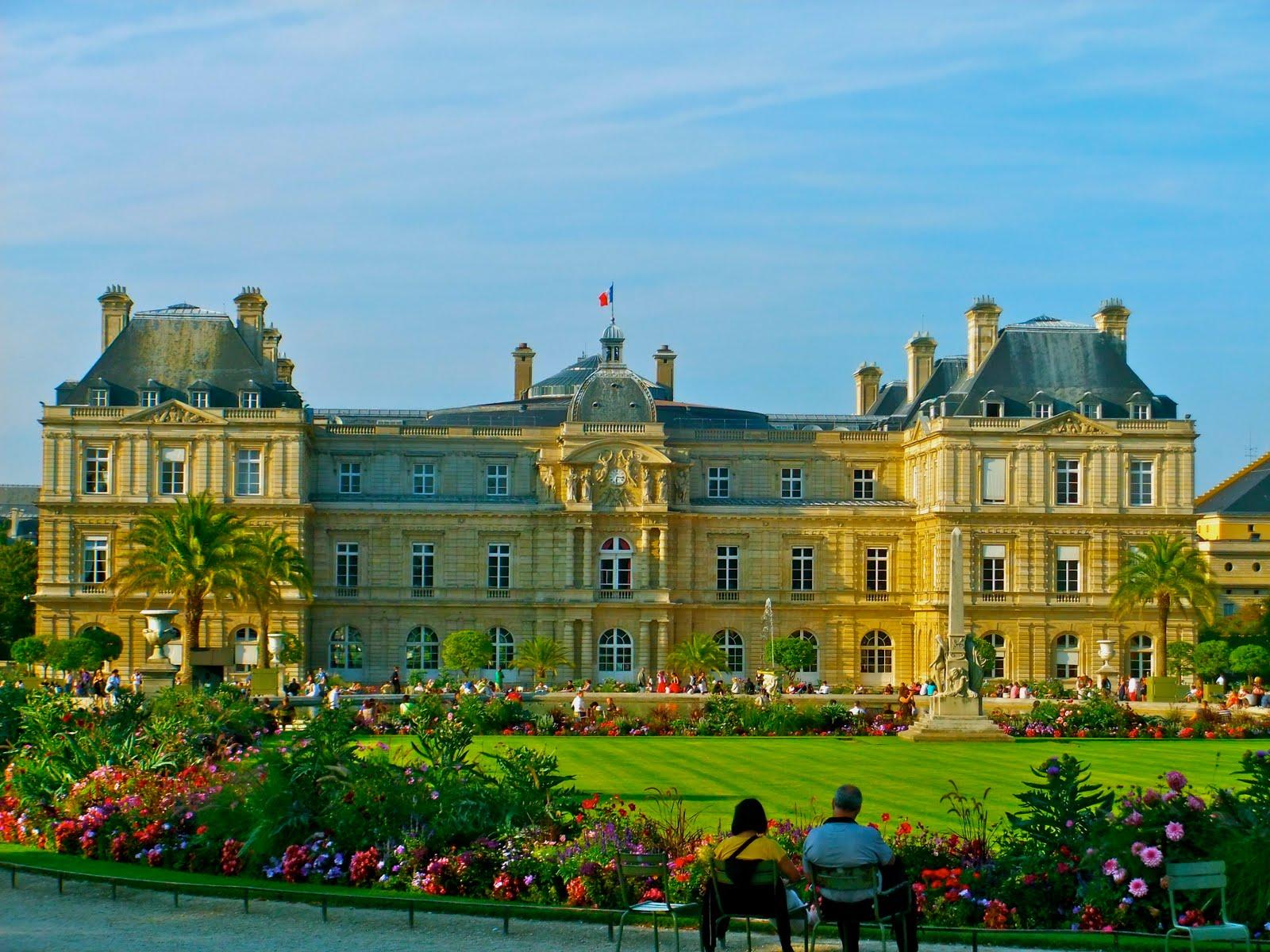 Jardin du luxembourg giardini di lussemburgo paris for Jardin jardin