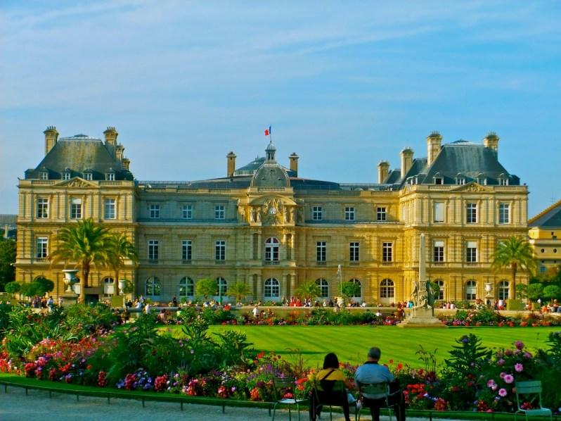 Jardin-du-Luxembourg-View